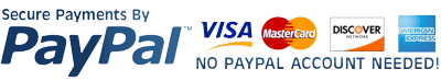 Paypal Secure Checkout - No Paypal Account Needed