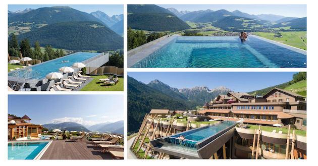 RiniKini Alpin Panorama Hotel Hubertus