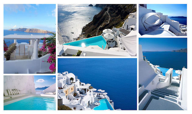 Katikies Hotel Santorini Greece