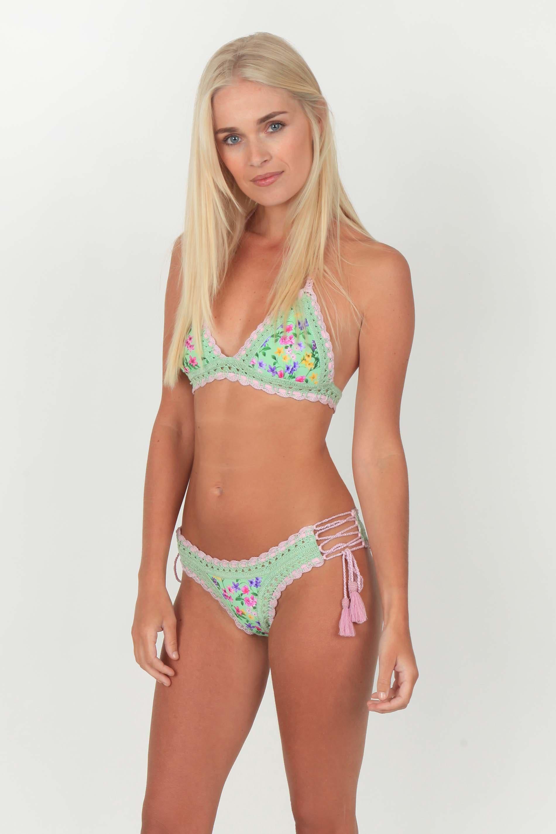 bikini handmade