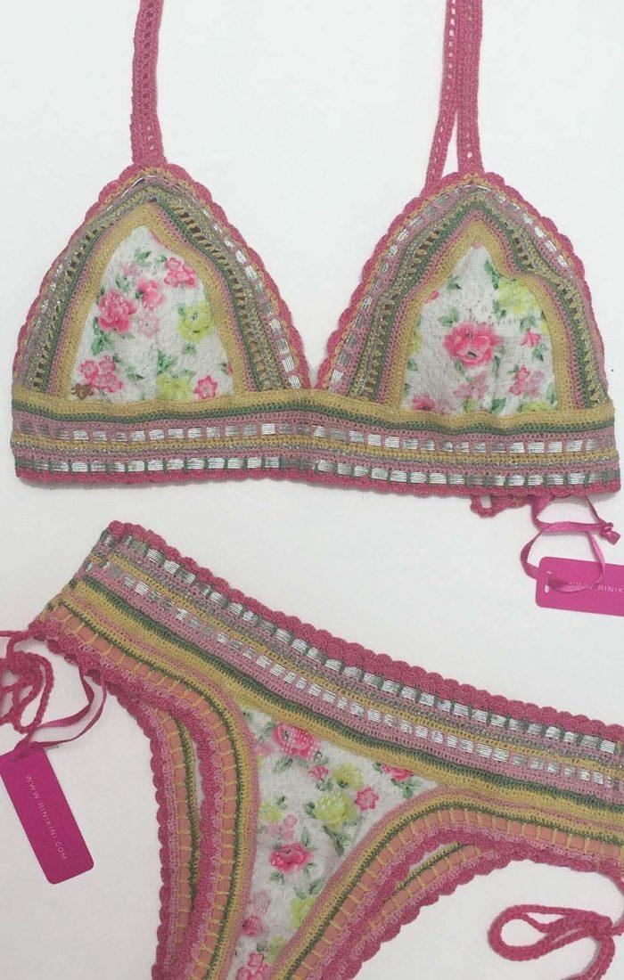 handmade crochet bikini